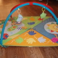 Developing rug Chicco Baby 3D park